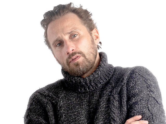 A Word With: Matthias Schoenaerts Knows You're Ogling Him. But He Has Grander Goals, Too.