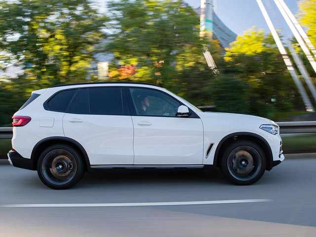 BMW X5 xDrive45e M Sport 2020 UK review