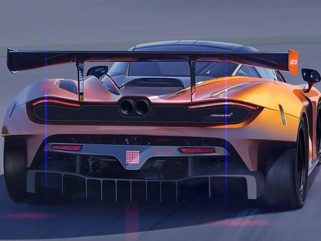 New McLaren 720S GT3 racer lands with major motorsport push