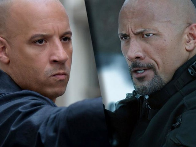 How the Vin Diesel–Dwayne Johnson Feud Affected The Fate of the Furious