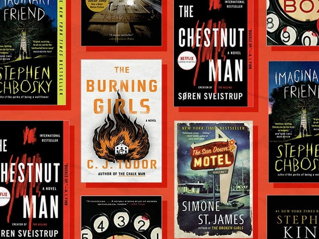21 horror books to read with the lights on, from Stephen King classics to psychological thrillers