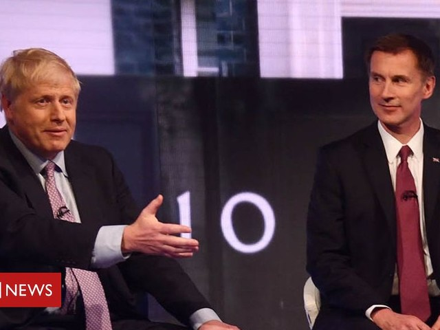 Tory leadership: Boris Johnson and Jeremy Hunt on Scotland