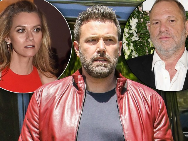 Ben Affleck Bashed For Allegedly Groping Hilarie Burton's Breast: 'I Didn't Forget'