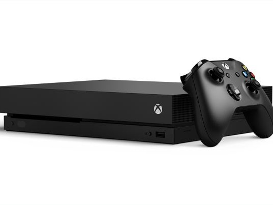 Microsoft's Project Scorpio Get a Launch Date: Xbox One X, $499, November 7th