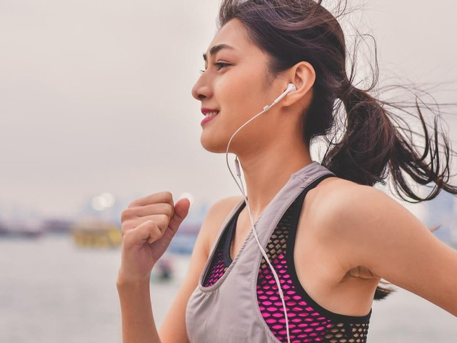 A workout playlist trick that's backed by science: Find the right BPM - CNET