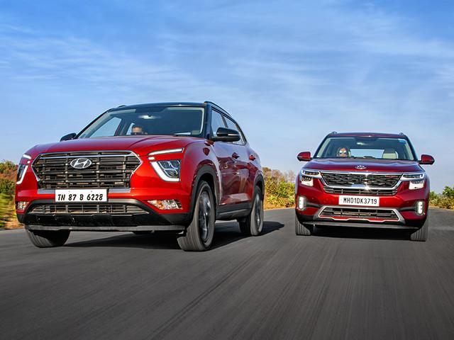 Review: 2020 Hyundai Creta vs Kia Seltos comparison