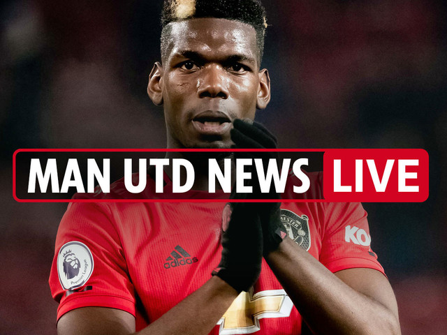 10.30pm Man Utd news LIVE: Pogba return next week, Bellingham £31m transfer agreed, James £50,000-a-week deal