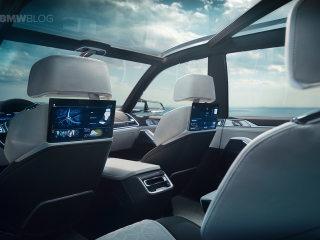 2018 BMW X7 To Get Five-Zone Climate Control