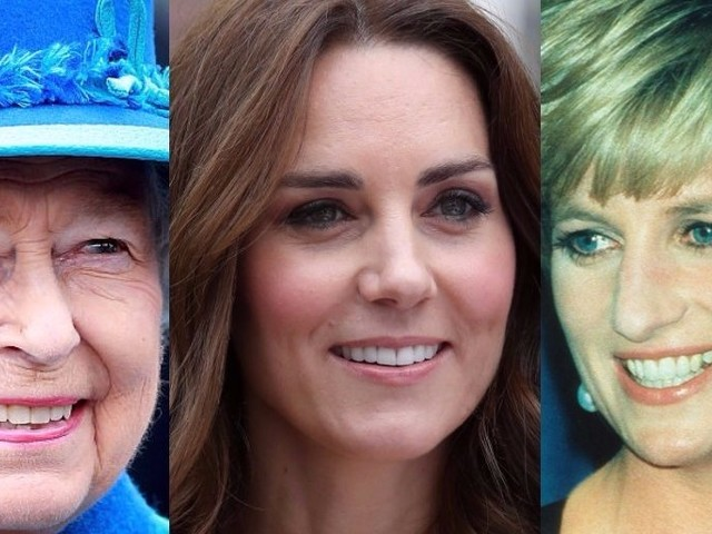 Kate Middleton borrowed the Queen's pearl choker — and it's the same one Princess Diana wore