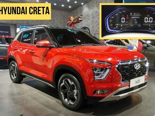 Next-Gen Hyundai Creta Launched In China From 109,800 Yuan (Rs. 11 Lakh)