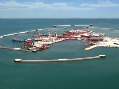 Kazakhstan & Oil Majors Could Build Huge $1B Gas Plant At Giant Kashagan Field