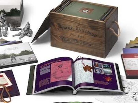 Anniversary boxsets announced for George Harrison's All Things Must Pass