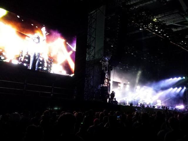 Boy Better Know : Glastonbury : live review 'grime's premier crew underline Glasto key role at heart of pop culture