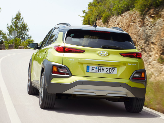 Hyundai Kona: new Nissan Juke rival priced from £16,195