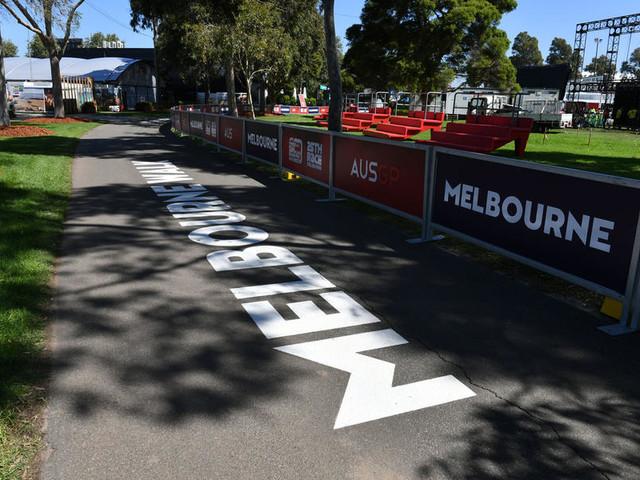Official: Australian GP cancelled due to coronavirus