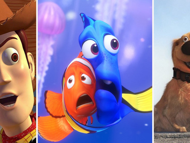 Every Pixar Movie, Ranked Worst To Best By Rotten Tomatoes