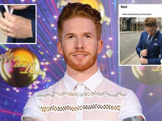 Strictly's Neil Jones is on dating app Hinge – but he's STILL wearing his wedding ring