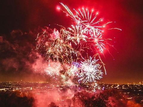 Fireworks Festival at Alexandra Palace