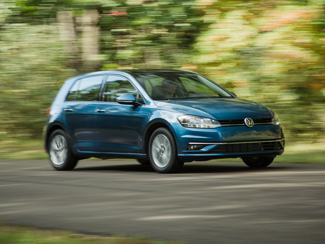 2018 Volkswagen Golf – In-Depth Review