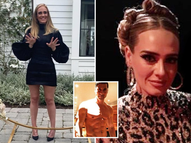 Adele's ex trainer reveals star's competitive side kept her motivated in '100lb' weight loss journey