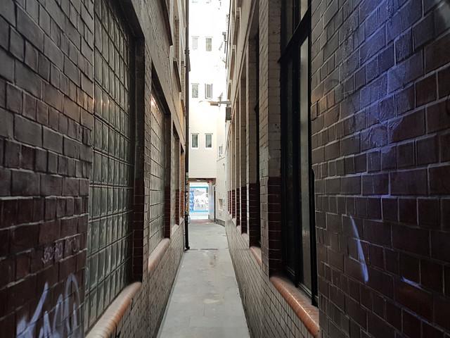 London's Alleys: Tyler's Court, W1