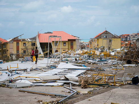 1.2 million people 'battered' by Irma: Red Cross