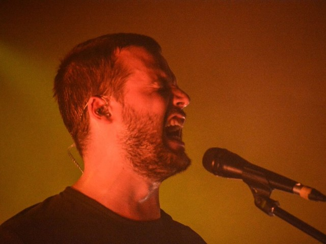 White Lies, Black Honey, The Bohos: Invisible Wind Factory, Liverpool