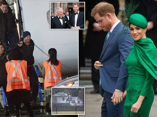 Prince Harry and Meghan Markle's Frogmore deal revealed