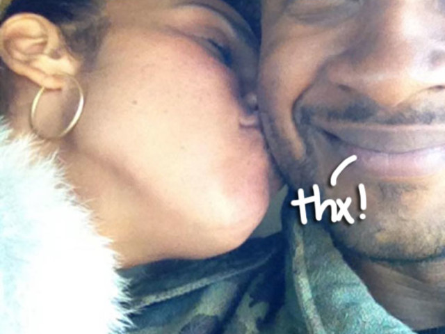 Usher's Wife Is Reportedly Unbothered By That $20 Million Herpes Lawsuit…