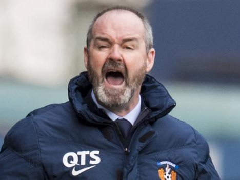 Steve Clarke 'may not want Scotland job, but SFA should ask the question'