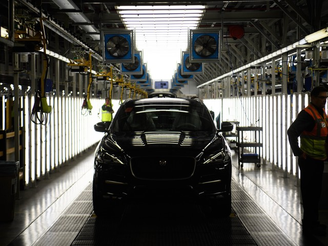 Jaguar Land Rover set to axe 5,000 jobs over Brexit and diesel fears