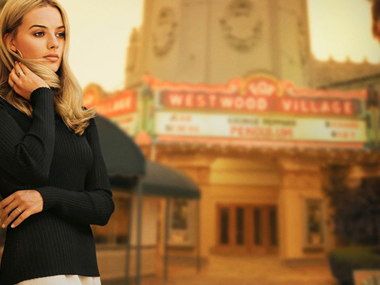 New 'Once Upon a Time in Hollywood' Poster Features Margot Robbie's Sharon Tate