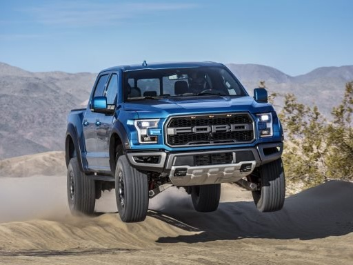 Ford Raptor Rumored to Receive Supercharged V8