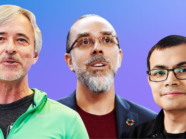Meet the 14 top executives who lead Alphabet's 'Other Bets,' helping the company go beyond just Google (GOOG, GOOGL)