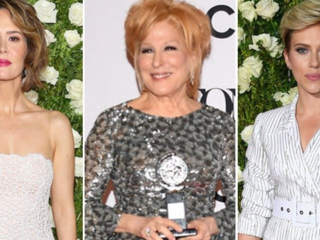 These Gorgeous Tony Awards Looks Deserve A Standing Ovation
