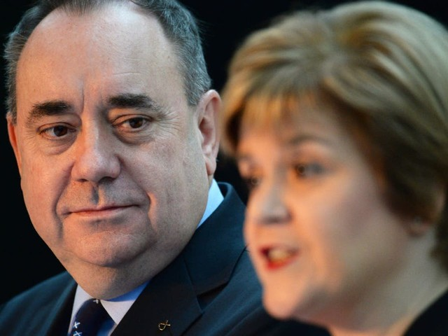 Salmond inquiry: Scotland's leadership has 'failed,' says former first minister in opening remarks