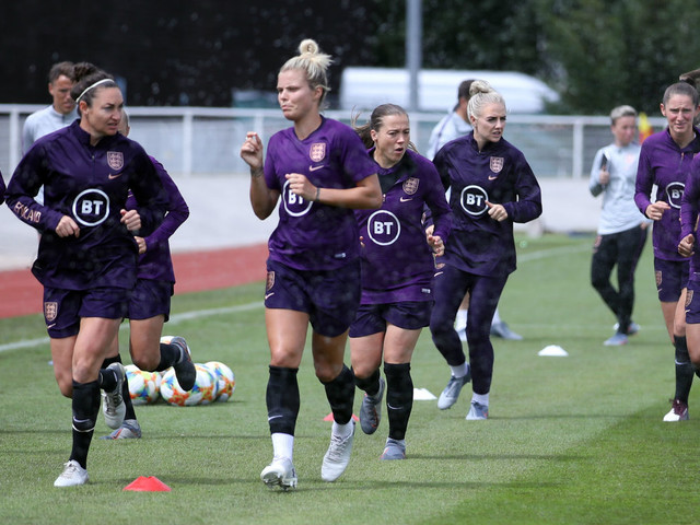England vs. Argentina: Lionesses face 'historic' clash at Women's World Cup