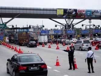 LDP road diversion in Kelana Jaya from Dec 15