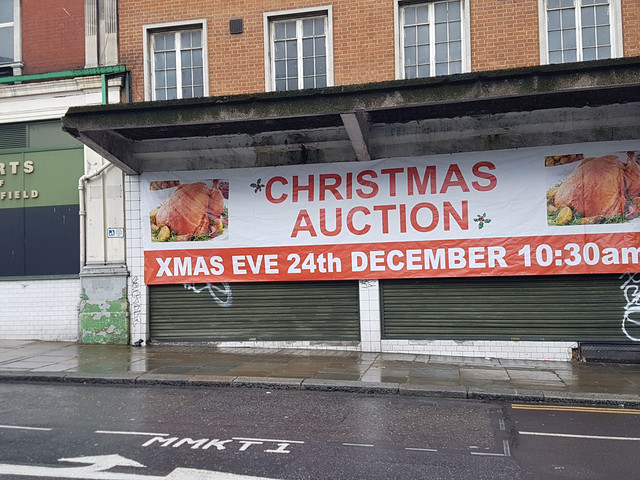 Smithfield's Christmas Eve meat auction returns for 2019