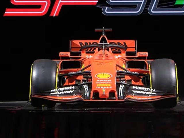 Twitter Faces Near Meltdown as Ferrari Reveal 2019 Livery