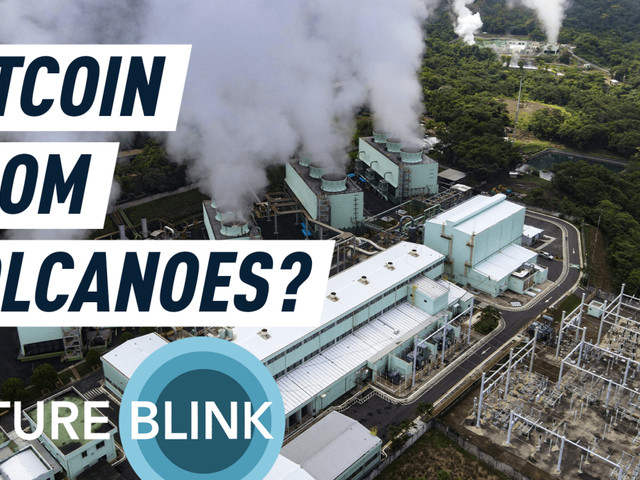 The solution to bitcoin's massive carbon footprint could be...volcanoes? — Future Blink
