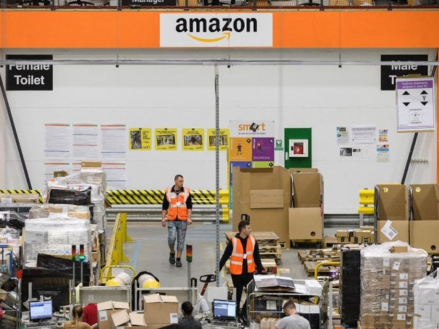 Amazon helps Chinese companies sell overseas (AMZN)