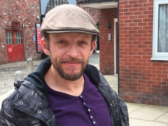 Coronation Street actor Gareth Berliner rushed to hospital with sepsis
