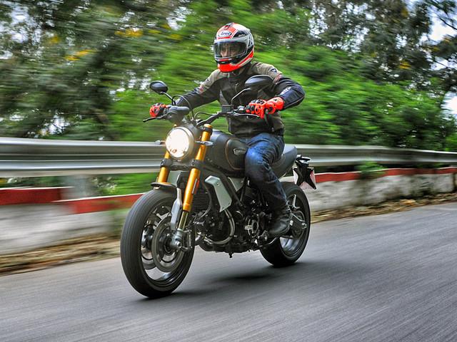 Review: 2018 Ducati Scrambler 1100 review, test ride
