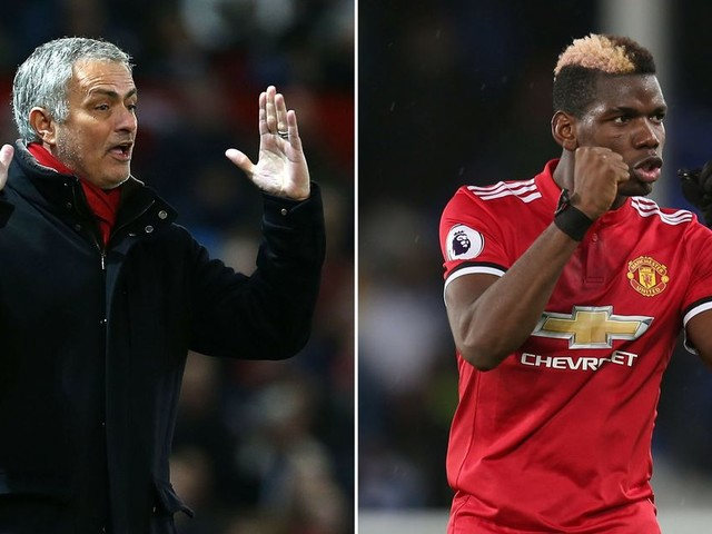 Manchester United manager Jose Mourinho set for latest Paul Pogba war