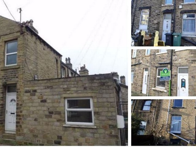 Eight homes for sale in Huddersfield - with each one priced at less than £50,000