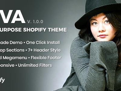 Diva - Multipurpose Shopify Theme (Fashion)