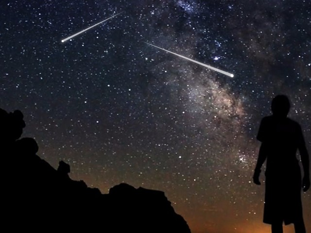 Where, when, and how to watch this week's meteor shower created by Halley's Comet
