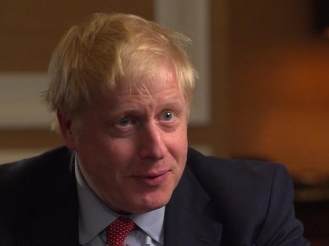 Boris Johnson defends Brexit plan and 'row' silence