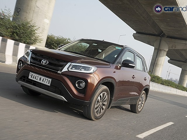 Toyota Urban Cruiser And Glanza Get A Price Hike By Up To Rs. 33,900